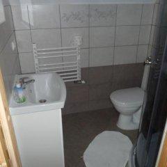 Отель Pokoje Goscinne Na Stromej Закопане ванная