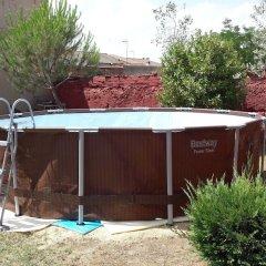 Отель Holiday Home Calle Estrella Сьюдад-Реаль бассейн