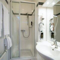 Отель Gartenhotel Gabriel City ванная фото 3