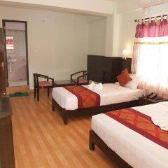 Отель Center Lake Непал, Покхара - отзывы, цены и фото номеров - забронировать отель Center Lake онлайн комната для гостей фото 3