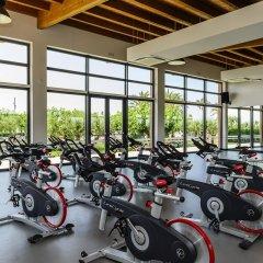 Отель Estival Eldorado Resort Камбрилс фитнесс-зал фото 2