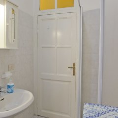 Отель Rental in Rome Sardegna Италия, Рим - отзывы, цены и фото номеров - забронировать отель Rental in Rome Sardegna онлайн ванная фото 2