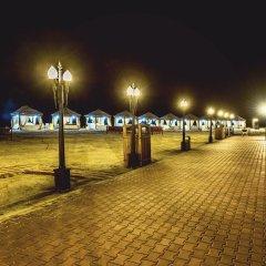 Отель Regency Sealine Camp Катар, Месайед - отзывы, цены и фото номеров - забронировать отель Regency Sealine Camp онлайн приотельная территория