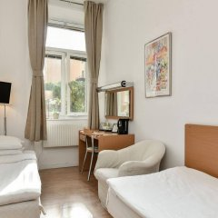 Отель Bema Швеция, Стокгольм - отзывы, цены и фото номеров - забронировать отель Bema онлайн комната для гостей фото 3