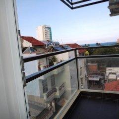 Van Nam Hotel Nha Trang Нячанг балкон