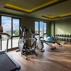Отель Chillax Heritage фитнесс-зал
