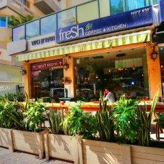 Gordon Inn & Suites Израиль, Тель-Авив - 6 отзывов об отеле, цены и фото номеров - забронировать отель Gordon Inn & Suites онлайн питание фото 2