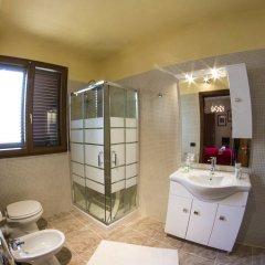 Отель B&B Luxury Лечче ванная