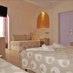 Отель Hippocampus Hotel Греция, Остров Санторини - отзывы, цены и фото номеров - забронировать отель Hippocampus Hotel онлайн комната для гостей фото 2