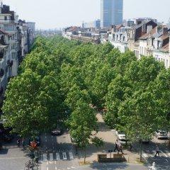 Отель A La Grande Cloche Бельгия, Брюссель - 1 отзыв об отеле, цены и фото номеров - забронировать отель A La Grande Cloche онлайн балкон