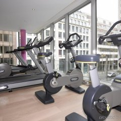 Thon Hotel EU фитнесс-зал