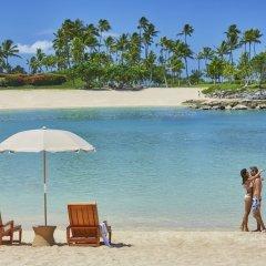 Отель Four Seasons Resort Oahu at Ko Olina пляж фото 2