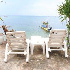 Отель Baan Rin Ruk пляж