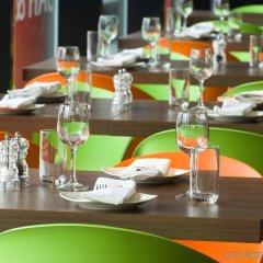 Отель Park Inn by Radisson Manchester City Centre питание