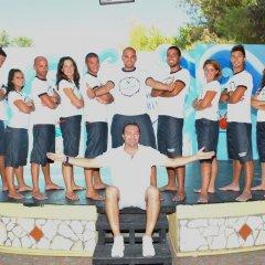 Отель Primavera Club Санта-Мария-дель-Чедро бассейн