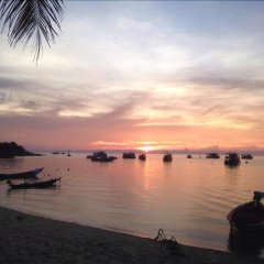 Отель Save Bungalow Koh Tao пляж