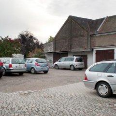 Отель Pension Röhrborn Германия, Лейпциг - отзывы, цены и фото номеров - забронировать отель Pension Röhrborn онлайн парковка
