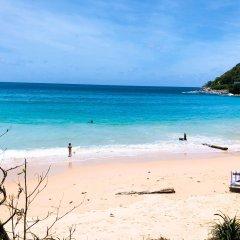 Отель Thai Family Rawai Pool Villa пляж
