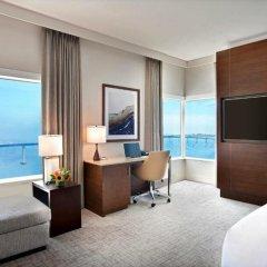 Отель Hilton San Diego Bayfront комната для гостей