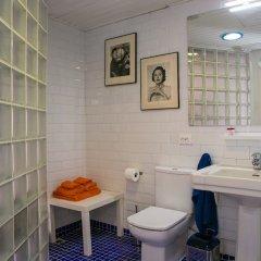 Отель Incredible Loft With Private Terrace Барселона ванная