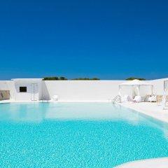 Отель Camarò Favignana Италия, Эгадские острова - отзывы, цены и фото номеров - забронировать отель Camarò Favignana онлайн бассейн фото 2