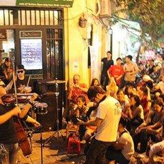 Отель Hanoi Central Homestay Ханой развлечения