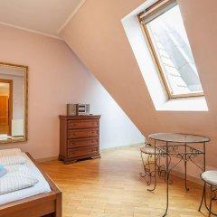 Отель LeoApart Польша, Вроцлав - 1 отзыв об отеле, цены и фото номеров - забронировать отель LeoApart онлайн комната для гостей фото 5