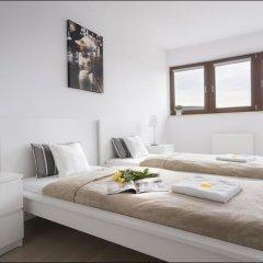 Апартаменты P&O Apartments Oxygen Wronia 2 комната для гостей