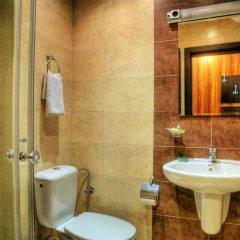 Отель Aparthotel Forest Glade Болгария, Чепеларе - отзывы, цены и фото номеров - забронировать отель Aparthotel Forest Glade онлайн ванная фото 2