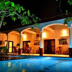 Отель Lucas Memorial Шри-Ланка, Косгода - отзывы, цены и фото номеров - забронировать отель Lucas Memorial онлайн бассейн фото 2