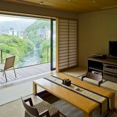 Kinugawa Kanaya Hotel Никко комната для гостей фото 2