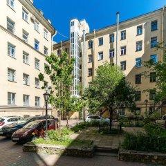 Апартаменты Homely на Громовой 8 Санкт-Петербург парковка
