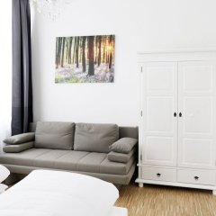 Отель RockChair Apartments Charlottenburg Германия, Берлин - отзывы, цены и фото номеров - забронировать отель RockChair Apartments Charlottenburg онлайн комната для гостей фото 2
