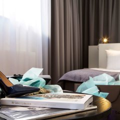 Best Western Kom Hotel Stockholm в номере