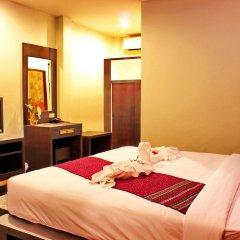 Отель Peace Paradise Beach комната для гостей