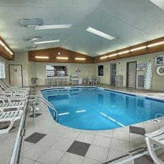 Отель Comfort Suites Columbus США, Колумбус - отзывы, цены и фото номеров - забронировать отель Comfort Suites Columbus онлайн фитнесс-зал фото 4