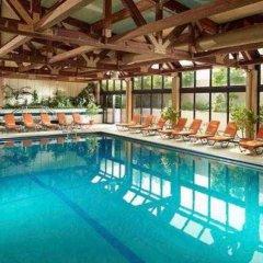 Отель Chicago Marriott Oak Brook бассейн фото 2