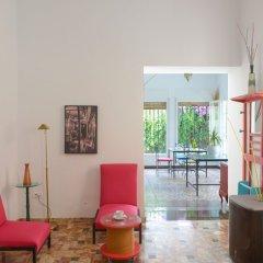 Villa Les Palmes in Tunis, Tunisia from 65$, photos, reviews - zenhotels.com guestroom photo 3