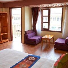 The Mountaineer Hotel удобства в номере