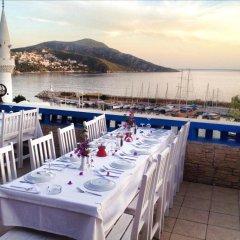 Zinbad Hotel Kalkan Турция, Калкан - 1 отзыв об отеле, цены и фото номеров - забронировать отель Zinbad Hotel Kalkan онлайн помещение для мероприятий фото 2