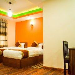 Отель Kathmandu Peace Home Непал, Катманду - отзывы, цены и фото номеров - забронировать отель Kathmandu Peace Home онлайн комната для гостей фото 3