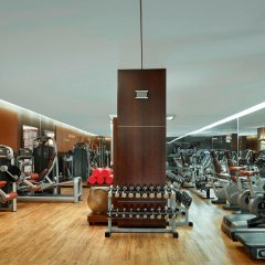 Sheraton Porto Hotel And Spa Порту фитнесс-зал