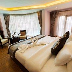 Le Bordeaux Sapa Hotel комната для гостей фото 2