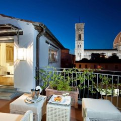 Brunelleschi Hotel балкон