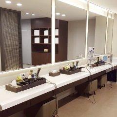 Отель Novotel Ambassador Daegu Южная Корея, Тэгу - отзывы, цены и фото номеров - забронировать отель Novotel Ambassador Daegu онлайн ванная фото 2