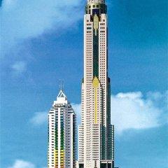 Отель Baiyoke Suite Hotel Таиланд, Бангкок - 3 отзыва об отеле, цены и фото номеров - забронировать отель Baiyoke Suite Hotel онлайн приотельная территория