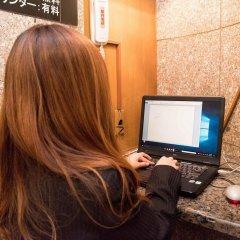 Kobe Sannomiya Union Hotel Кобе развлечения