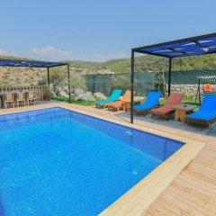 Villa Patara 3 Турция, Патара - отзывы, цены и фото номеров - забронировать отель Villa Patara 3 онлайн бассейн фото 3