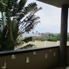 Отель Moree Paradise Ocean Resort балкон