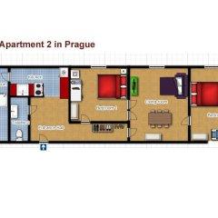 Апартаменты Vltava Apartments Prague питание